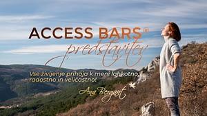 Access Bars in Energijski Facelift predstavitev