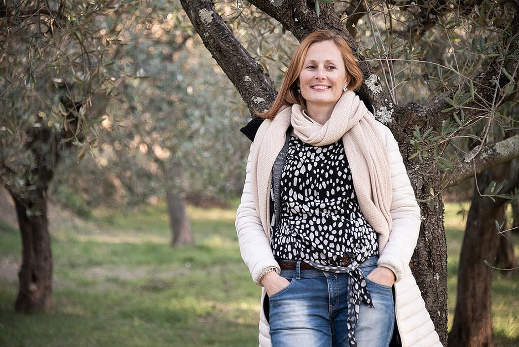 Access Bars terapevtka Ana Bergant