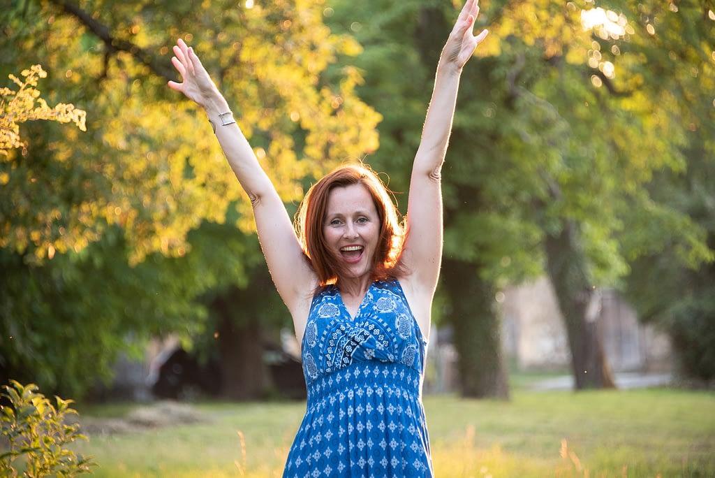 Ana Bergant - energijska terapevtka in coach